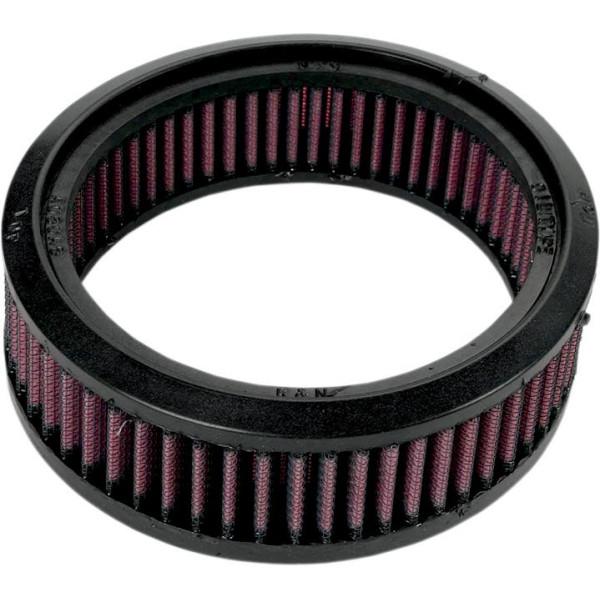 "Luftfilter S&S ""D"" teardrop, 2 1/16"", 53,4mm"