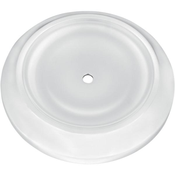 S&S Cover Bobber Dished Chrome für Luftfilter Anbaukit