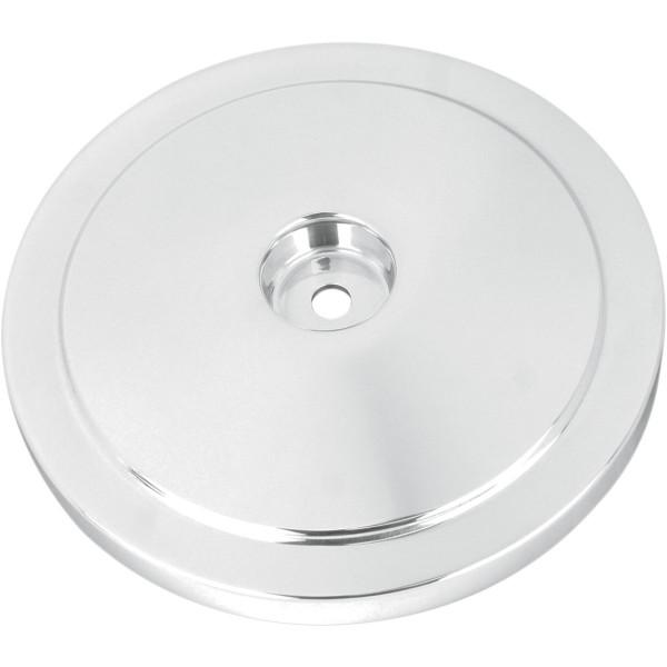 S&S Cover Bobber Domed Chrome für Luftfilter Anbaukit