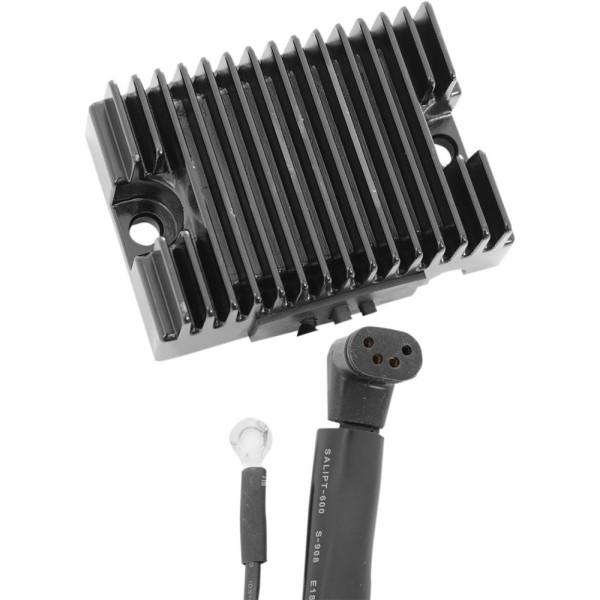 Regler Lichtmaschine Harley Shovelhead BT 70-75 schwarz