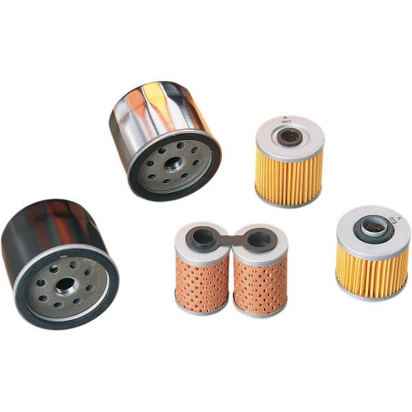 Ölfilter FX/FL 4-Gang L82-86, XL 80-E84, chrom