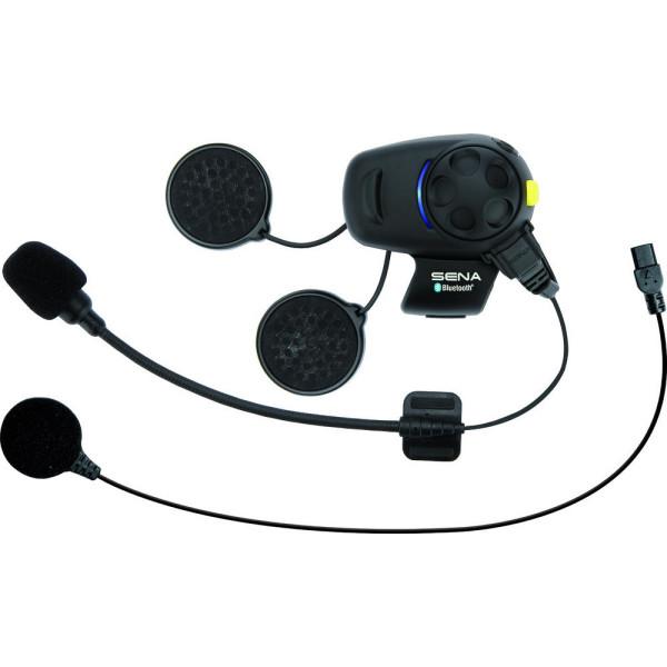 Sena SMH5 Motorrad Bluetooth Headset Gegensprechanlage mit Radio